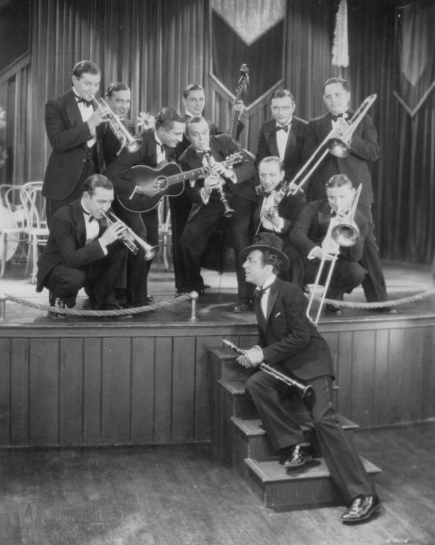 Image result for ted lewis and his band